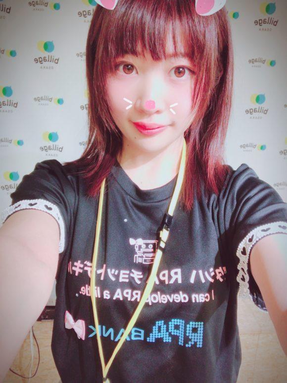 高町咲衣 RPALT大阪1