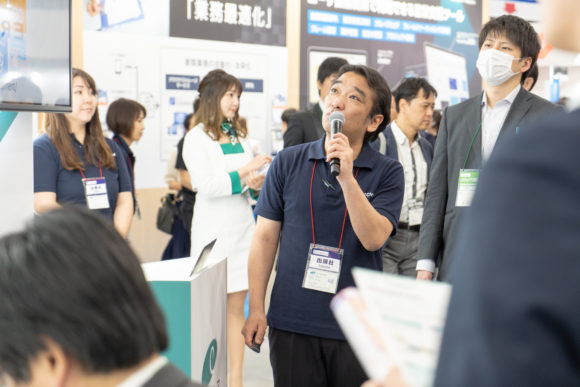 NTTコムウェア JapanITWeekその5